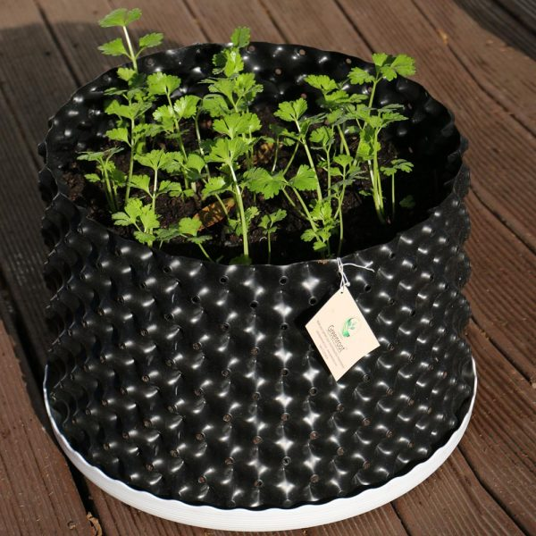 plant pot 32 Ltr Black