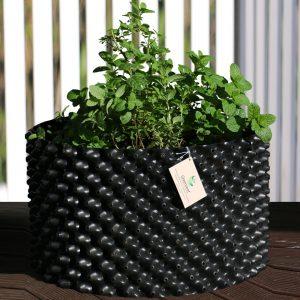 plant pot 50 Ltr Black